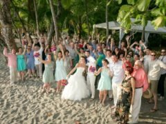 Perfect Beach Wedding Location!