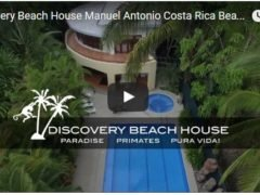 Aerial Video of Discovery Beach House & Surrounding Area