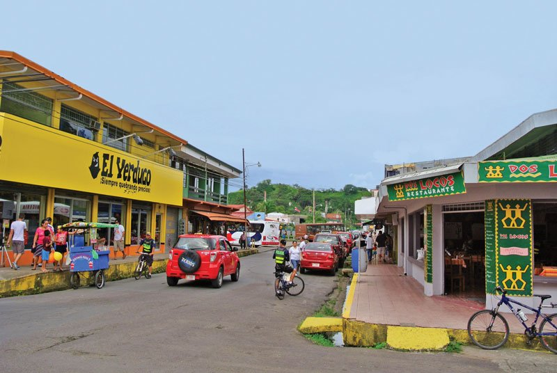 Downtown Quepos