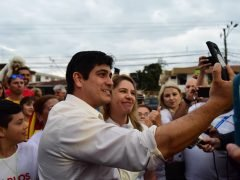 Carlos Alvarado: President of Costa Rica, Journalist, Writer, Musician,Husband and Father