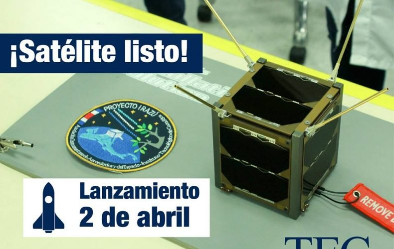 Costa Rica Launches Its First Satellite Into Space with SpaceX