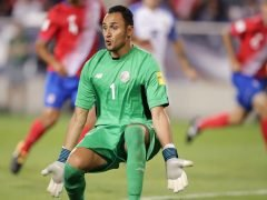 Keylor Navas Recognized as the Best Athlete in the American Continent